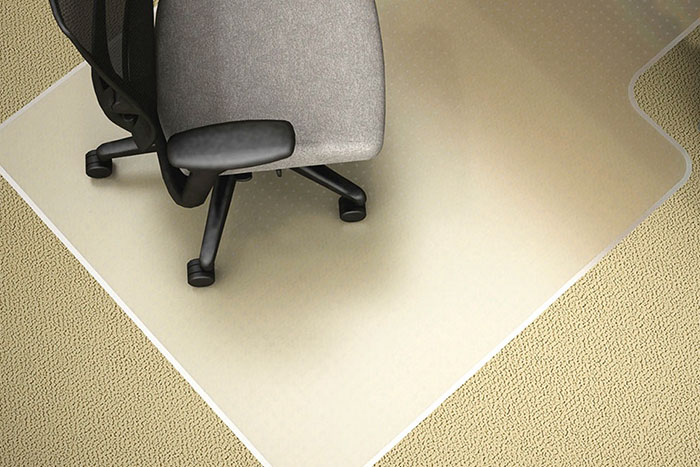 mata ochronna ergonomiczna na dywan