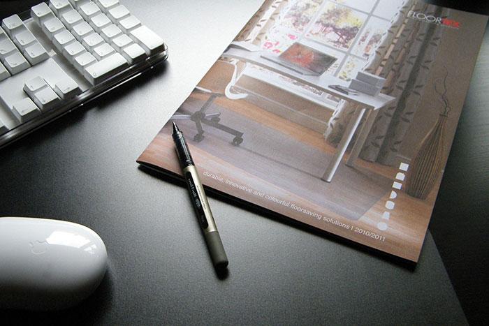 mata ochronna na biurko