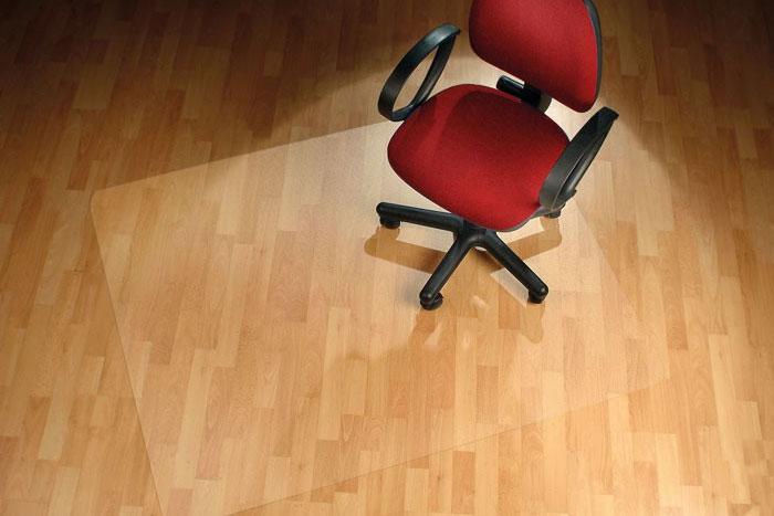 mata ochronna poliwęglanowa pod fotel