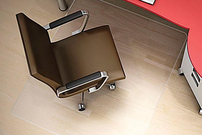mata ochronna poliwęglanowa pod krzesło